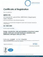 ISO 14001 OHSAS 18001 METIX LTD_30.04.2012_Page_3